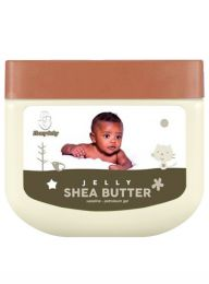 Ebony Baby Jelly Shea Butter - 13 Oz
