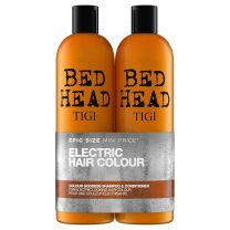TIGI Bed Head Colour Goddess Oil Infused Shampoo and Conditioner for Coloured Hair 2 x 750ml