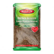 Bodrum Coarse Brown Bulgur (1kg)