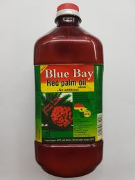 Blue Bay Cooking Red Palm Oil 2000ml