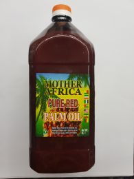 Mother Africa Pure Red Palm Oil 2L