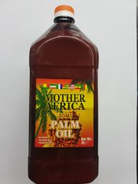 Mother Africa Zomi Palm Oil 2L