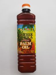 Mother Africa Pure Red Palm Oil 1L