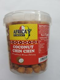 Africa's Finest Coconut Chin Chin 500g