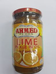 Ahmed Foods Lime Pickle (330g)