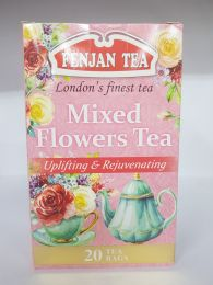 Fenjan Mixed Flowers Tea (20 Teabags)