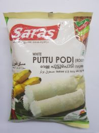 Saras White Puttu Podi (Roasted) 1Kg