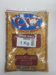CC Toor Dall Dry (1kg)