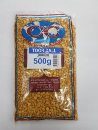 CC Toor Dall Dry - All Sizes