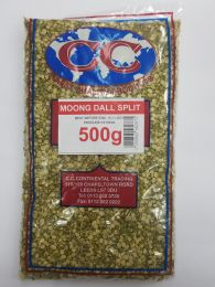CC Moong Dall Split (500g)