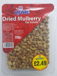 Aytac Dried Mulberry 200g