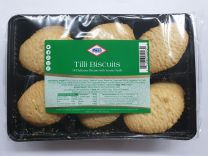 KCB Tilly Sesame Biscuits (18 Pieces)