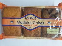 KCB Madeira Cakes Triple Variety Pack