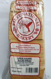 First National Bakery Large Square Sliced Bread 1200g