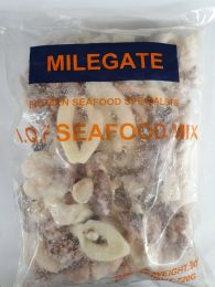 Milgate Squids Mix 900g - Frozen