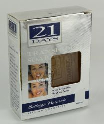 21 Days Bianca Transparent Soap - 100g