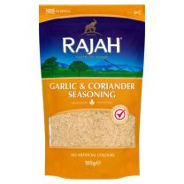 Rajah Garlic and Coriander Seasoning 100g