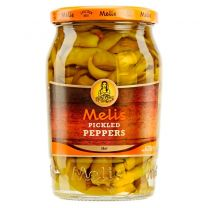 Melis Pickled Hot Peppers 620g