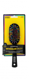 Kiss Detangler Rainbow Brush - Small (BRSH04)