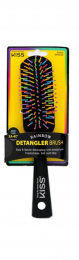 Kiss Detangler Rainbow Brush - Mudium (BRSH05)