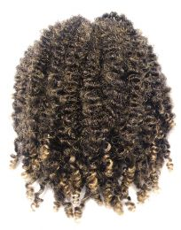 Soft N Silky - Afro Twist Soft Braid 8""
