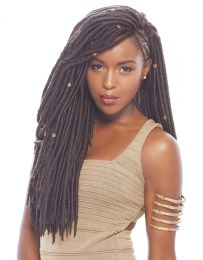 """Janet Collection 2 X Havana Mambo Faux Locs 18"""""""