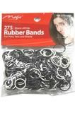 Magic 300 Pcs Small Elastic RubberBands For Pony Tails & Braids