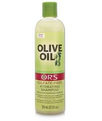 Organic Root Stimulator Olive Oil Sulfate Free Hydrating Shampoo 370ml