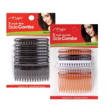 Magic Collection 5 Small Side combs - Assorted