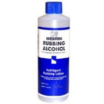Benjamins Rubbing Alcohol Astringent Rubbing Lotion