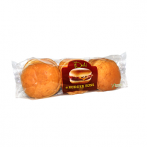 The Deli Plain B/buns 6 Pk