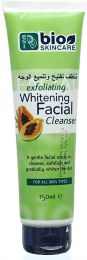 Bio Exfoliating Whitening Facial Cleanser