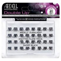 Ardell Double Up Trio Individuals Knotted Short Black