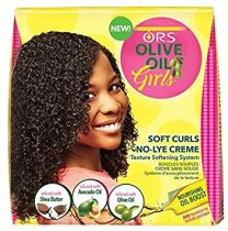 Ors Olive Oil Girls Soft Curl No Lye Cream