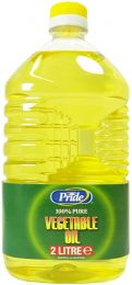 Pride Vegetable Oil (2 Litres)