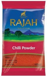 Rajah Chilli Powder - All Sizes