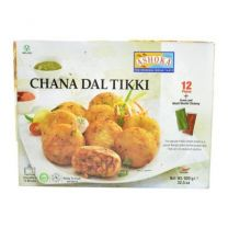 Ashoka Chana Dal Tikki (12 Pieces) 920g- Frozen
