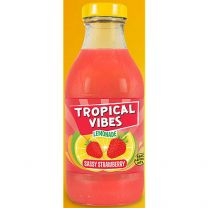 Tropical Vibes Lemonade Sussy Strawberry 300ml