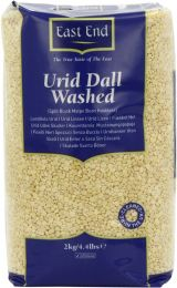 East End Urid Dall Washed (2kg)
