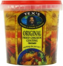 Tex's Original Fried Chicken Coating 700g