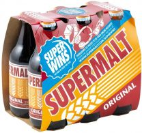 Supermalt Bottles (6 Pack)