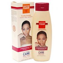 Doctor Clear Lightening Care Body Lotion - 14 Oz