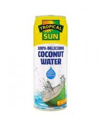 TROPICAL SUN COCONUT WATER NATURAL 520ML