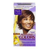 SoftSheen-Carson Dark and Lovely Semi Permanent Hair Colour 393 Spicy Auburn