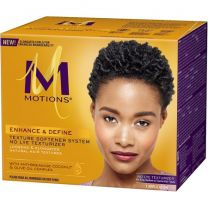 Motions Enhance and Define No Lye Texturizer Texture Softener System