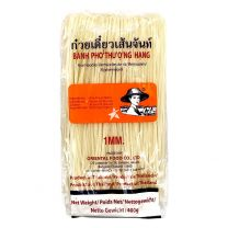 Farmer Chantboon Rice Stick 1mm 14oz. 400g