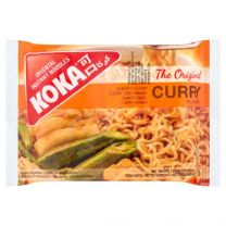 KOKA CURRY NOODLE