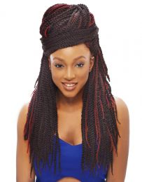 Janet 2X Mambo Tantalizing Twist Braid 14""