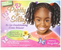 PCJ Pretty-N-Silky No-Lye Children's Conditioning Creme Relaxer (1 Retouch)