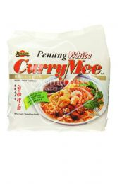 Ibumie Penang White Curry Mee Noodles 4x105g